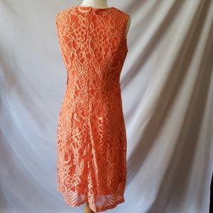 Sharagano Dresses - Lace dress